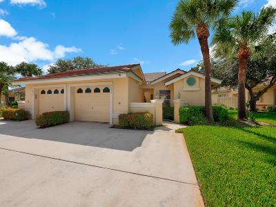 Palm City Single Family Home For Sale: 3855 SW Whispering Sound Drive