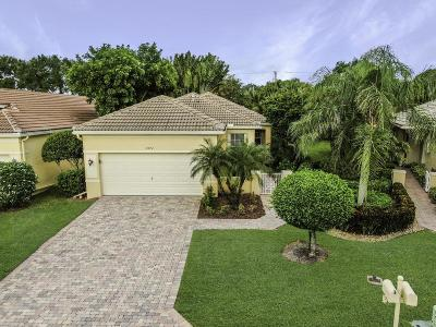 Delray Beach Single Family Home For Sale: 7272 Cataluna Circle
