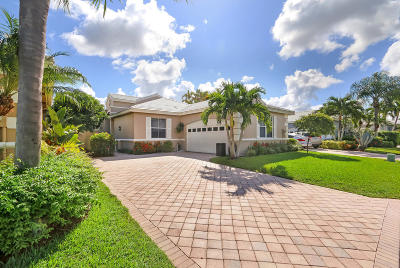 Lake Worth Single Family Home For Sale: 4402 Kensington Park Way