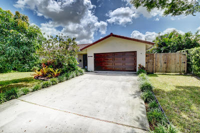 Boca Raton Single Family Home For Sale: 1040 NW 4th Street