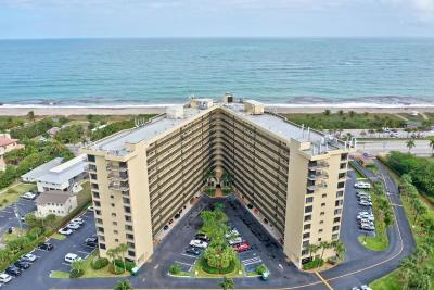 St Lucie County Condo For Sale: 801 S Ocean Drive #203