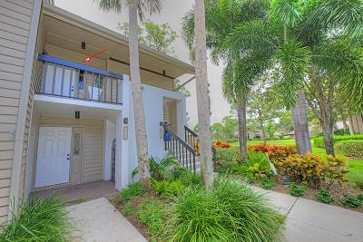 Martin County Condo For Sale: 6434 SE Brandywine Court #205