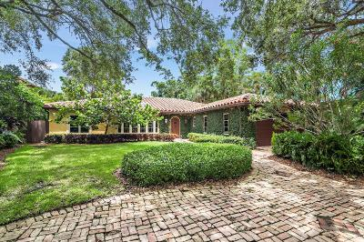 West Palm Beach Single Family Home For Sale: 12877 S Shore Drive