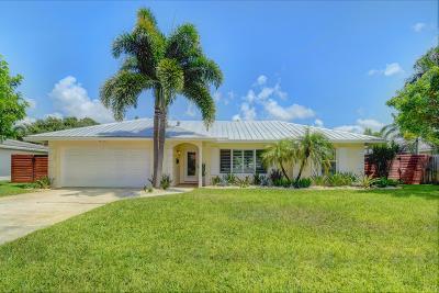 Boca Raton Single Family Home For Sale: 336 NW 11th Avenue