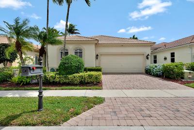 Palm Beach Gardens Single Family Home For Sale: 143 Via Condado Way