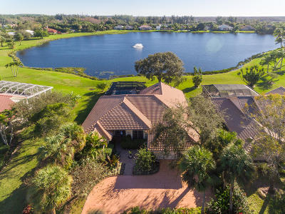 Palm Beach Gardens Single Family Home For Sale: 196 Thornton Drive