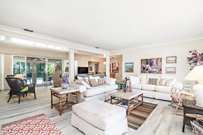 Palm Beach Shores Single Family Home For Sale: 218 Blossom Lane
