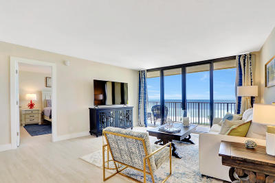Jupiter Condo For Sale: 200 Ocean Trail Way #603