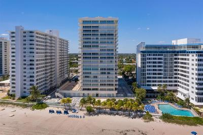 Broward County Condo For Sale: 4020 Galt Ocean Drive E #111