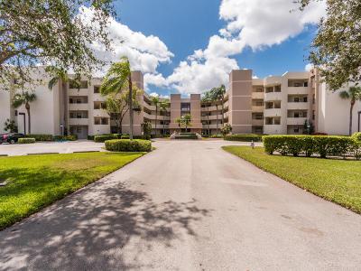 Boca Raton Condo For Sale: 5851 Camino Del Sol #304