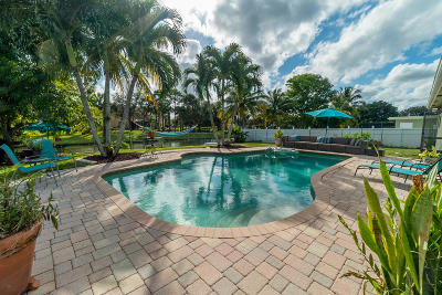 Royal Palm Beach Single Family Home For Sale: 164 Sandpiper Avenue