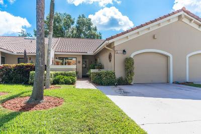 Boca Raton Single Family Home For Sale: 21600 Altamira Avenue