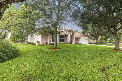 Palm Beach Gardens Single Family Home For Sale: 2 Old Fence Road