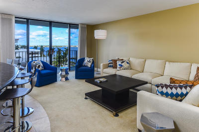 West Palm Beach Condo For Sale: 3800 Washington Road #608