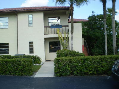 Boca Raton Condo For Sale: 21827 Arriba Real #11-K