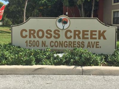 West Palm Beach Condo For Sale: 1500 Congress #C 2