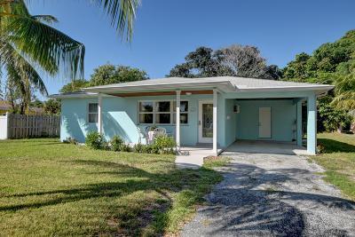 Delray Beach Single Family Home For Sale: 812 SE 4th Avenue