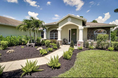 Loxahatchee Single Family Home For Sale: 16857 73rd Court