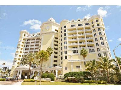 Broward County Condo For Sale: 2000 Ocean Boulevard #916