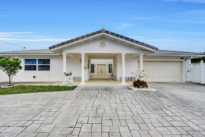 Broward County Single Family Home For Sale: 1015 SE 14th Avenue