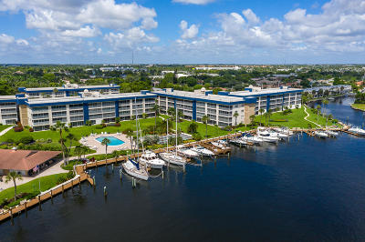 Delray Beach Condo For Sale: 3351 Spanish Trail #215