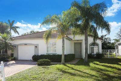 Wellington Single Family Home For Sale: 10742 Hidden Bend Way