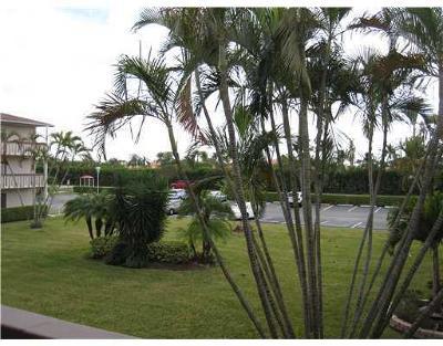 Boca Raton Condo For Sale: 314 Brighton H #314