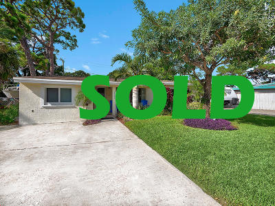 Fort Lauderdale Single Family Home For Sale: 2233 SW 15 Street