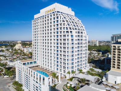 Fort Lauderdale Condo For Sale: 551 Fort Lauderdale Beach Boulevard #H1107