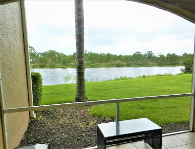 Martin County Condo For Sale: 3680 NW Mediterranean Lane #12108