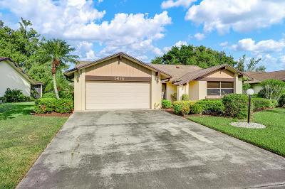 Delray Beach Single Family Home For Sale: 5616 Boca Delray Boulevard