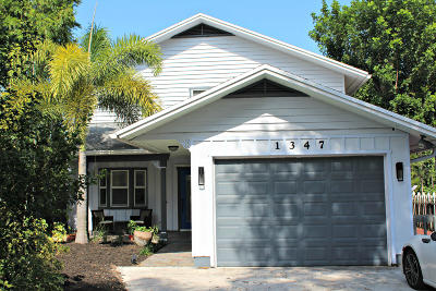Martin County Single Family Home For Sale: 1347 SW Evergreen Lane