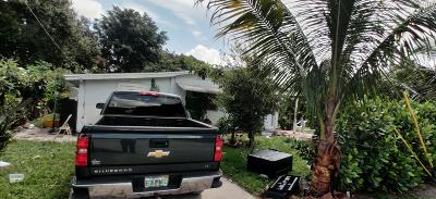 Martin County Single Family Home For Sale: 14929 SW 170th Avenue