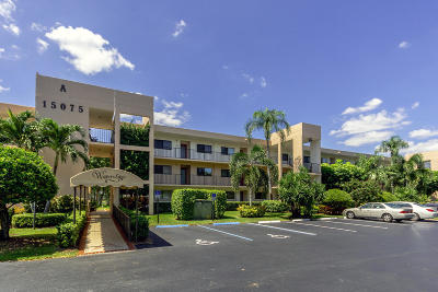 Delray Beach Condo For Sale: 15075 Witney Road #213