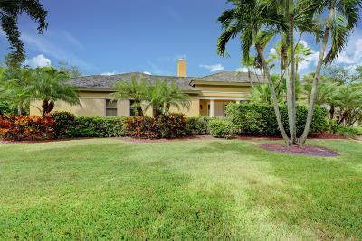 Boca Raton Single Family Home For Sale: 5738 NW 39th Way