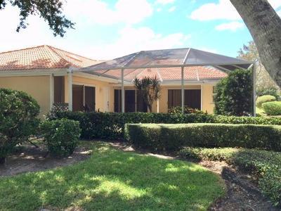 Palm Beach Gardens Townhouse For Sale: 9165 Sun Terrace Circle #B