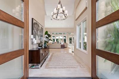 Wellington Single Family Home For Sale: 3480 Ambassador Drive