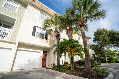 Abacoa Townhouse For Sale: 175 Galicia Way #206