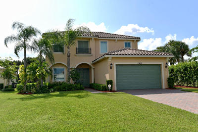Royal Palm Beach Single Family Home For Sale: 2965 Bellarosa Circle