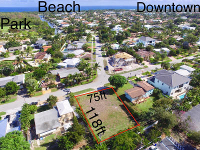 Boca Raton Single Family Home For Sale: 1405 NE 4th Avenue