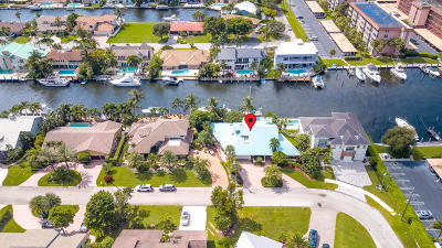 Delray Beach Single Family Home For Sale: 928 Evergreen Drive