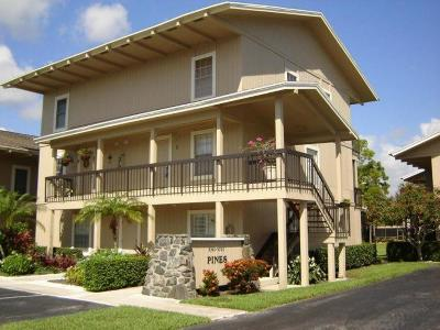 Martin County Condo For Sale: 9230 SE Riverfront Terrace