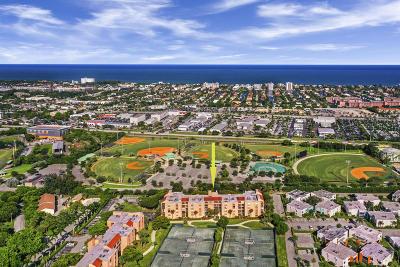 Delray Beach Condo For Sale: 450 Egret Circle #9107