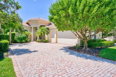 Palm Beach Gardens Single Family Home For Sale: 276 Porto Vecchio Way