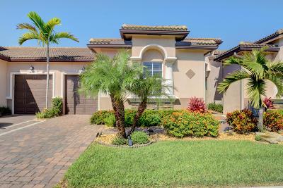 Delray Beach Single Family Home For Sale: 14901 Via Porta
