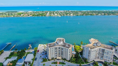 West Palm Beach Condo For Sale: 2800 Flagler Drive #515