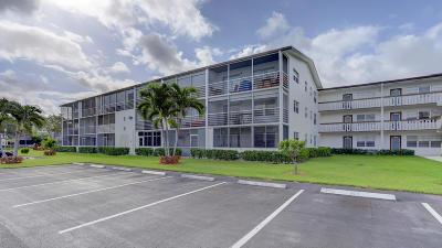 Boca Raton Condo For Sale: 128 Mansfield D