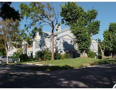Boca Raton Condo For Sale: 5047 Heatherhill Lane #60