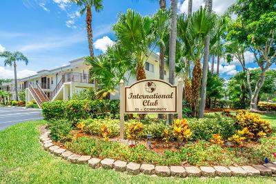 Delray Beach Condo For Sale: 14895 Builtmore Way #108