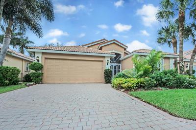 Delray Beach Single Family Home For Sale: 7156 Via Verona
